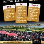 Killarney Races 2018 Poster