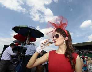 Ladies Day Killarney Photo: Patrick McCann 18.07.2013
