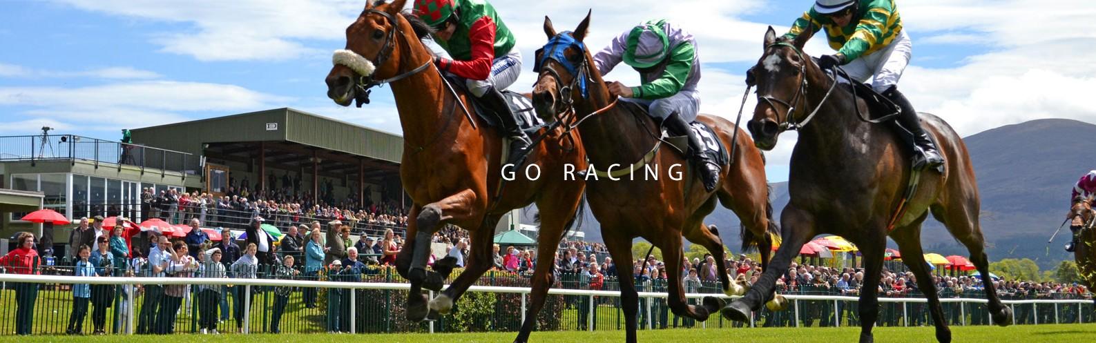 Racing banner image